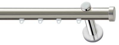 Σιδηρόδρομος Viometale Galaxy Gilda Ματ Νίκελ Χρώμιο