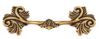 Λαβή Επίπλων Besana 1296 Πατίνα Χρυσό