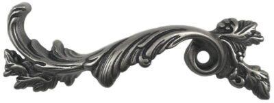 Λαβή Επίπλων Besana 1078 Παλαιωμένος Σίδηρος Αριστερή