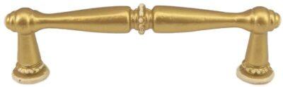 Λαβή Επίπλων Besana 1166 Χρυσό με Μπεζ Πατίνα