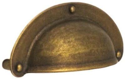 Χούφτα Επίπλων Besana 1036 Χρυσό Florence