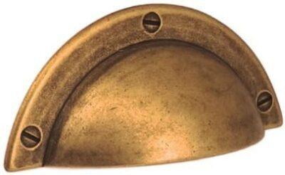 Χούφτα Επίπλων Besana 1232 Χρυσό Florence