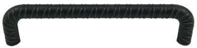 Λαβή Επίπλων Giusti 784 Μαύρος Σίδηρος