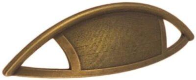 Χούφτα Επίπλων Metakor 3448 Χρυσό Florence