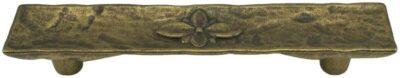 Λαβή Επίπλων Rei 1109 Φυσικός Ορείχαλκος