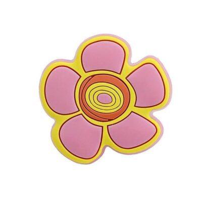 Πόμολο Επίπλων Παιδικό Roline 596 Λουλούδι